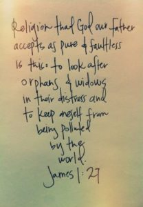 James 1:21 scripture verse